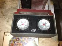 Kicker, 2Way3WaySpeakers